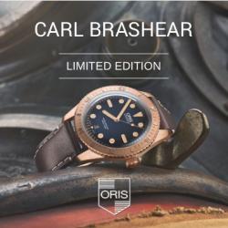 ORIS : Carl Brashear Limited Edition
