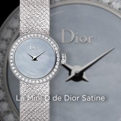 MyWatchTV – La Mini D de Dior Satine